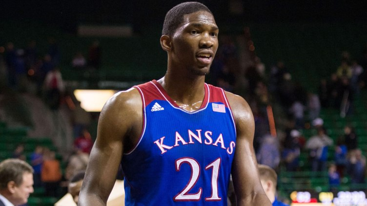 Embiid, once thought to be the unanimous #1 pick, has shaken up the entire draft with a fractured foot.