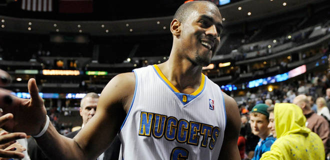 He's back! Afflalo is returning to Denver in a trade that seems like a setup for something bigger...